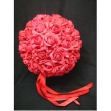 Round Deco Foam Flower Ball