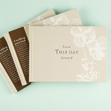 Wedding Guest Book - From This Day Forward