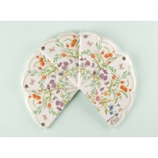 Napkin Rondo Mayflower White