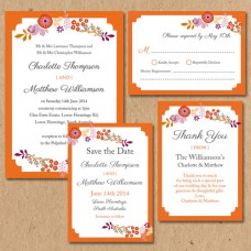 Little Bit Country | Invitation Set