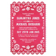 Mexican Bunting | Invitation